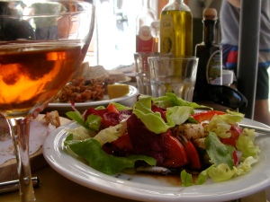 Ligurian feast